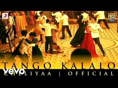 Cheliyaa - Tango Kalalo Telugu Video | AR Rahman | Karthi, Aditi