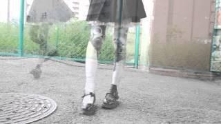 ガスマスク少女タイツプロモーション動画 GaskmaskGirlsProject×Riddle ...