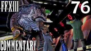Final Fantasy XIII PC Walkthrough Part 76 - Adamanchelid Assault