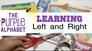 Learning Left from Right for Preschoolers - Cheap and Easy