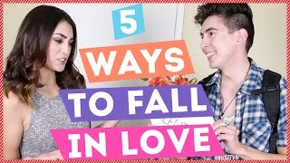 5 WAYS TO FALL IN LOVE w/Bobby Mares