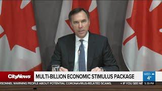 Feds unveil multi-billion COVID-19 stimulus package