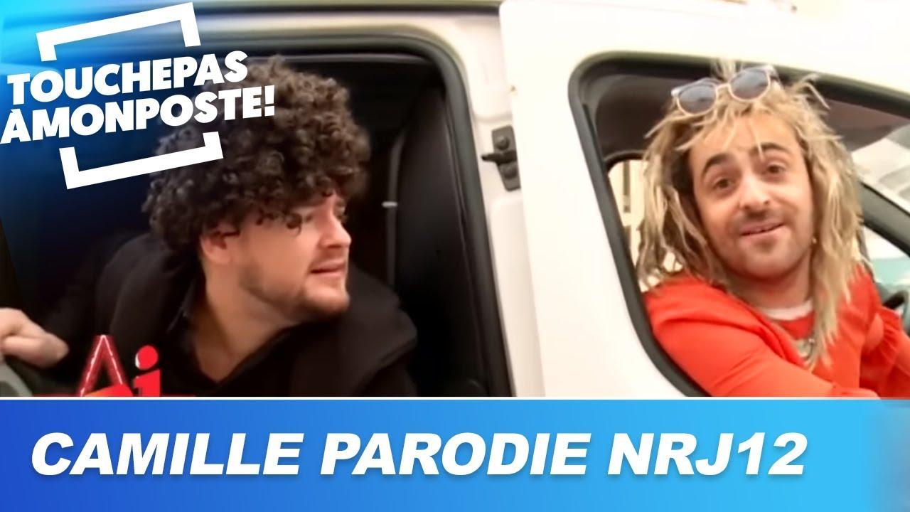 Camille Combal parodie NRJ 12 avec Jeremstar !