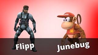 WTT2 - Flipp (Snake) vs Junebug (Diddy Kong) - Project M