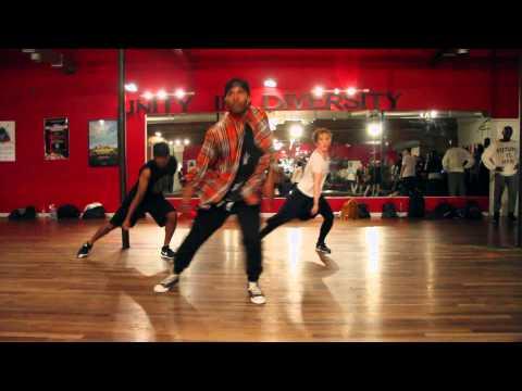 Justin Timberlake - LoveStoned - Choreography JR Taylor