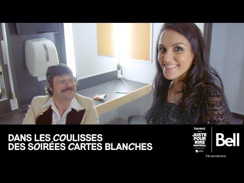 Bell présente DANS LES COULISSES DES SOIRÉES CARTES BLANCHES - avec Claude Crest