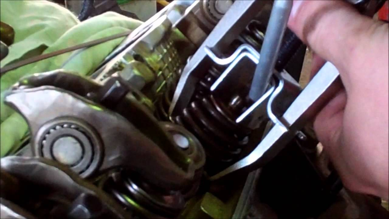 How To Change Valve Springs Youtube 2006 Jeep Tj Wiring Diagram