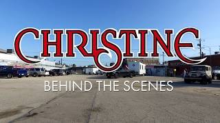 BTS CHRISTINE Music Video