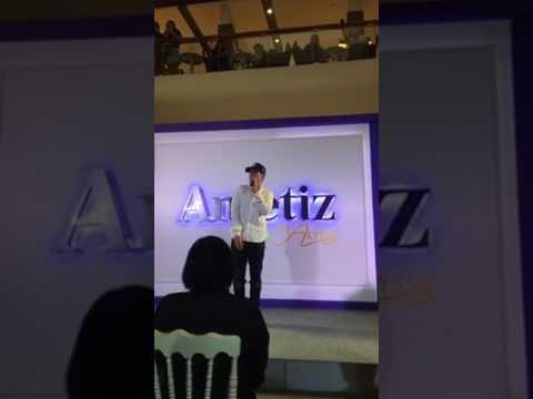[21/04/2017] Live : เป๊ก ผลิตโชค | Ametiz by Alyssa Clinic @เซ็นทรัลพลาซาลาดพร้าว
