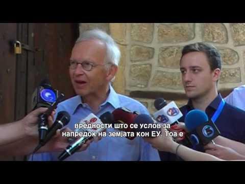 Прибе во Македонија, Хан доаѓа во Понеделник