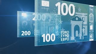 Unveiling of the New 100 and 200 Euro Banknotes