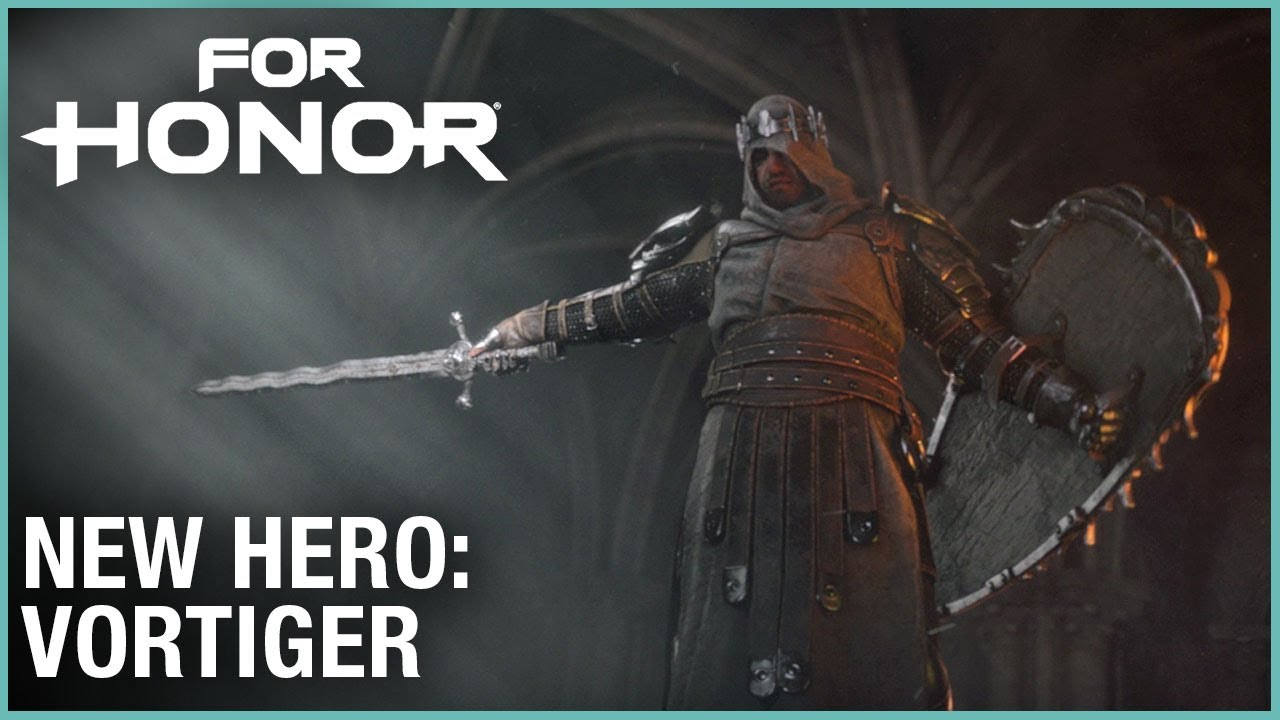 3c83f493 For Honor's third year kicks off with a huge patch and a new hero ...