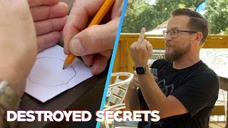 Hidden, Torn, and Burned Secrets Revealed (w/ Alan Paoletti)