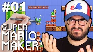 GUIZ PIÈGE LAURENT : Super Mario Maker (1 de 3)
