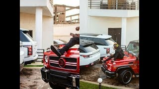 (BREAKING) Shatta Wale buys a new G wagon worth 600,000 Ghana cedis