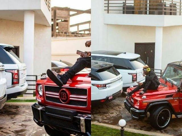 (BREAKING) Shatta Wale buys a new G wagon worth 600,000 Ghana cedis