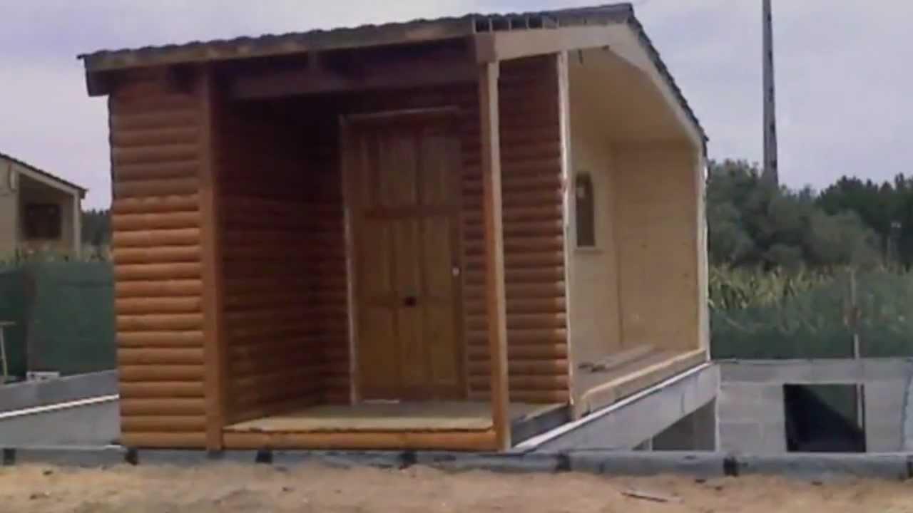 Casas de madera prefabricadas en castilla y le n burgos - Youtube casas de madera ...