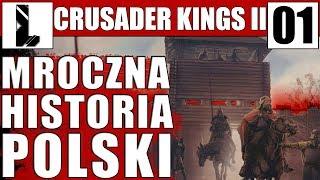 Mroczna historia Polski | Crusader Kings 2 ⚔️01
