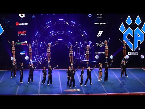Cheer Athletics Wildcats NCA 2018 Day 2