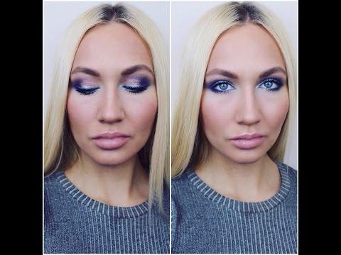 Пурпурный макияж | Purple makeup