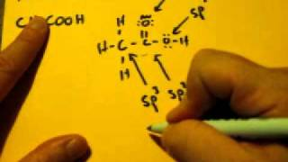 Video Lewis Dot Structure of CH3COOH (Acetic Acid) download MP3, 3GP, MP4, WEBM, AVI, FLV Agustus 2018