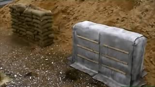 Beton Kumaş Askeri Uygulama Alanları