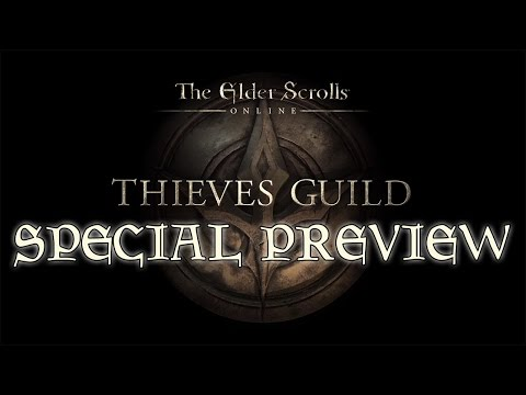 The Elder Scrolls Online – Thieves Guild DLC – Gameplay