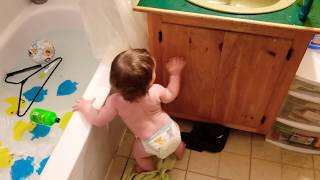 Never enough toys... #cute #baby #funny #family
