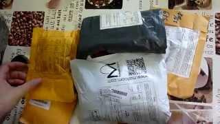 Розпакування посилок з AliExpress