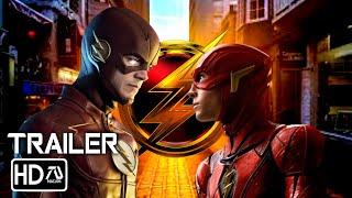 THE FLASH (2022) [HD] Teaser Trailer - Ezra Miller DCEU (Fan Made) Movie