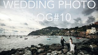 После свадебная фотосессия на острове Иския (Италия) - VLOG #10