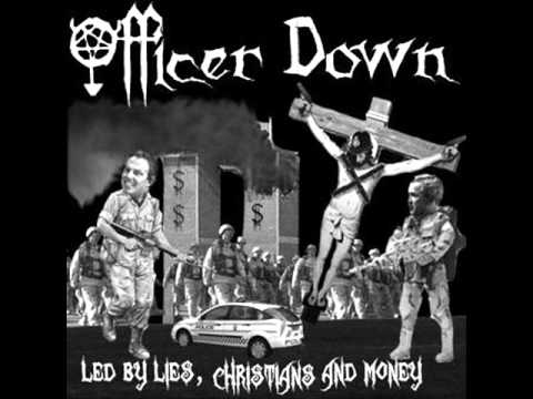 Officer Down - What's The Point In War
