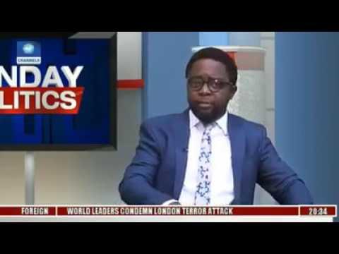 JUDGE BRIBERY: Sen Smart Adeyemi and Dino Malaye on life Tv trade words: its their real voice- Smart
