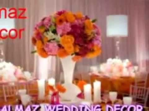 Wedding Decorators In Md ALMAZ FLOWERS Habesha Wedding Decor In Maryland Virginia DC YouTube