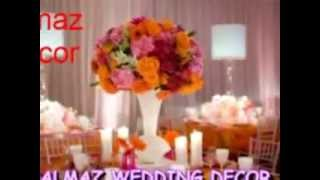 WASHINGTON DC LOCAL FLORIST ALMAZ FLOWERS/ Habesha wedding Decor in Maryland/Virginia/DC