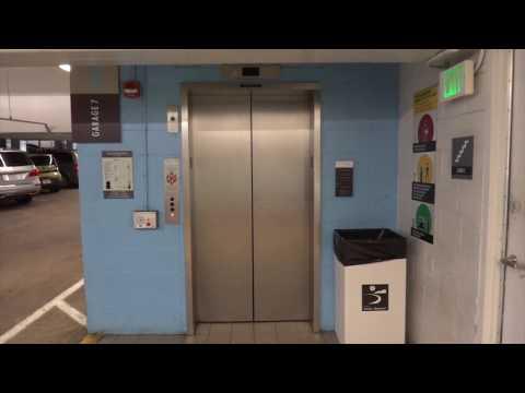 ThyssenKrupp Elevator - Garage 7 - Santa Monica Place