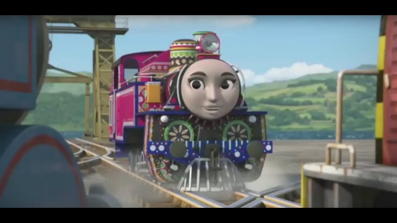 Meet thomas the tank engines new diverse friends youtube m4hsunfo