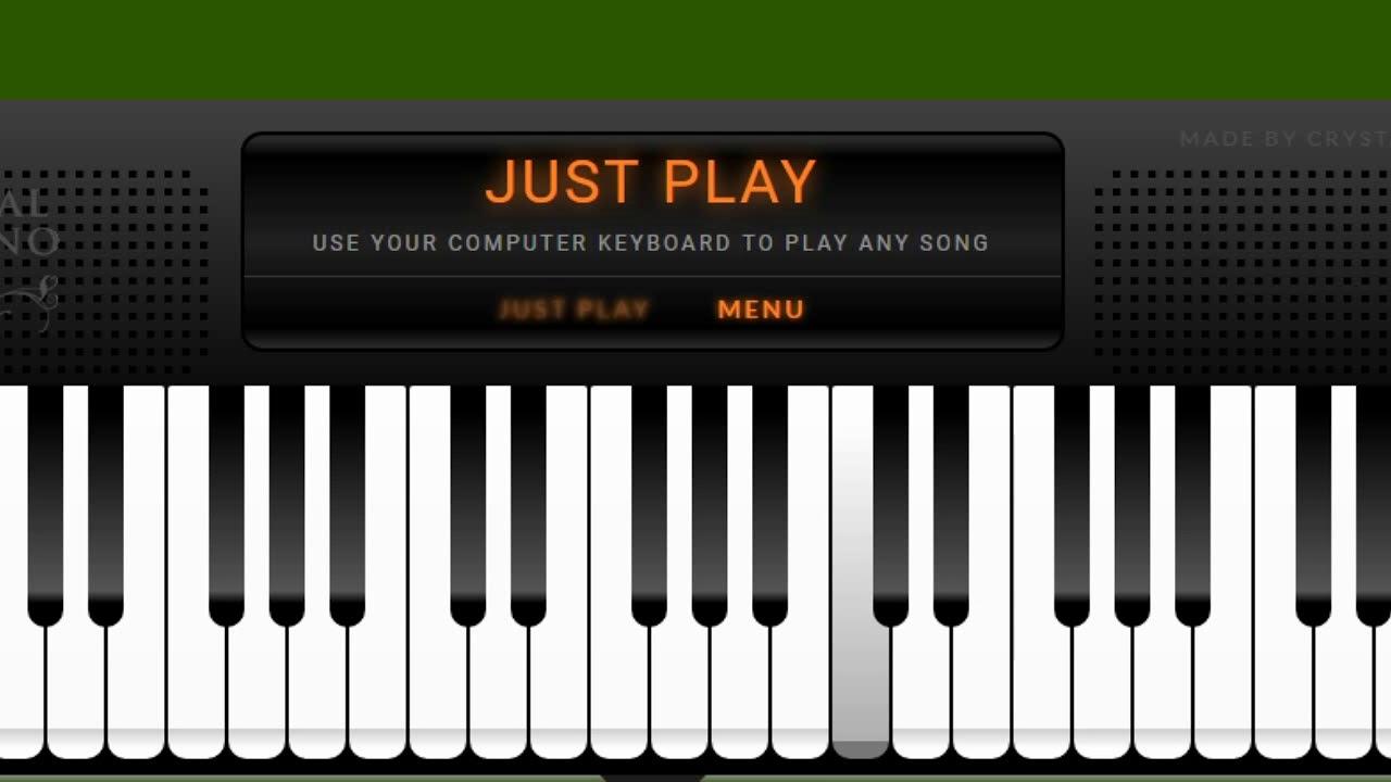Doki Doki literature club - Your reality - Virtual Piano