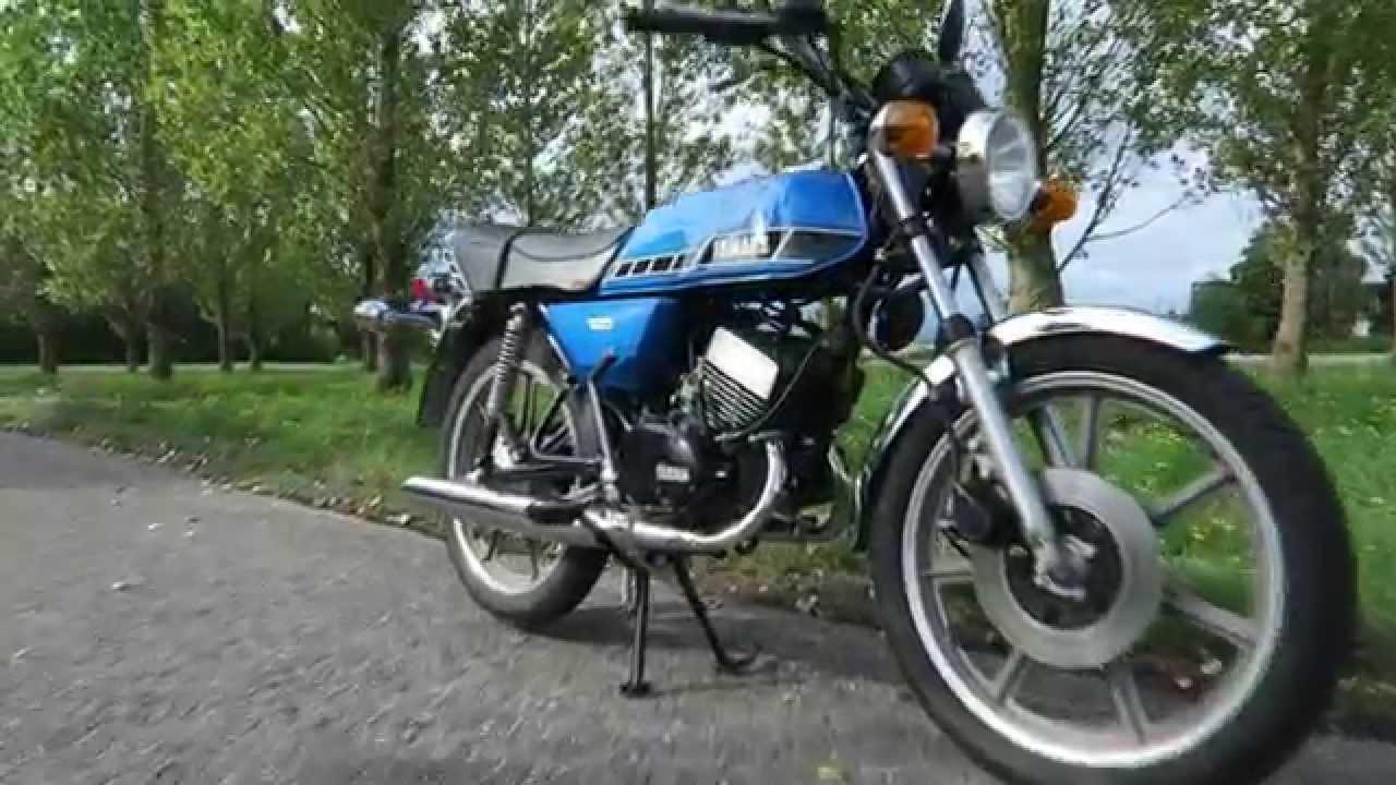 Yamaha 125 Rdx : yamaha rdx 125 1980 youtube ~ Medecine-chirurgie-esthetiques.com Avis de Voitures