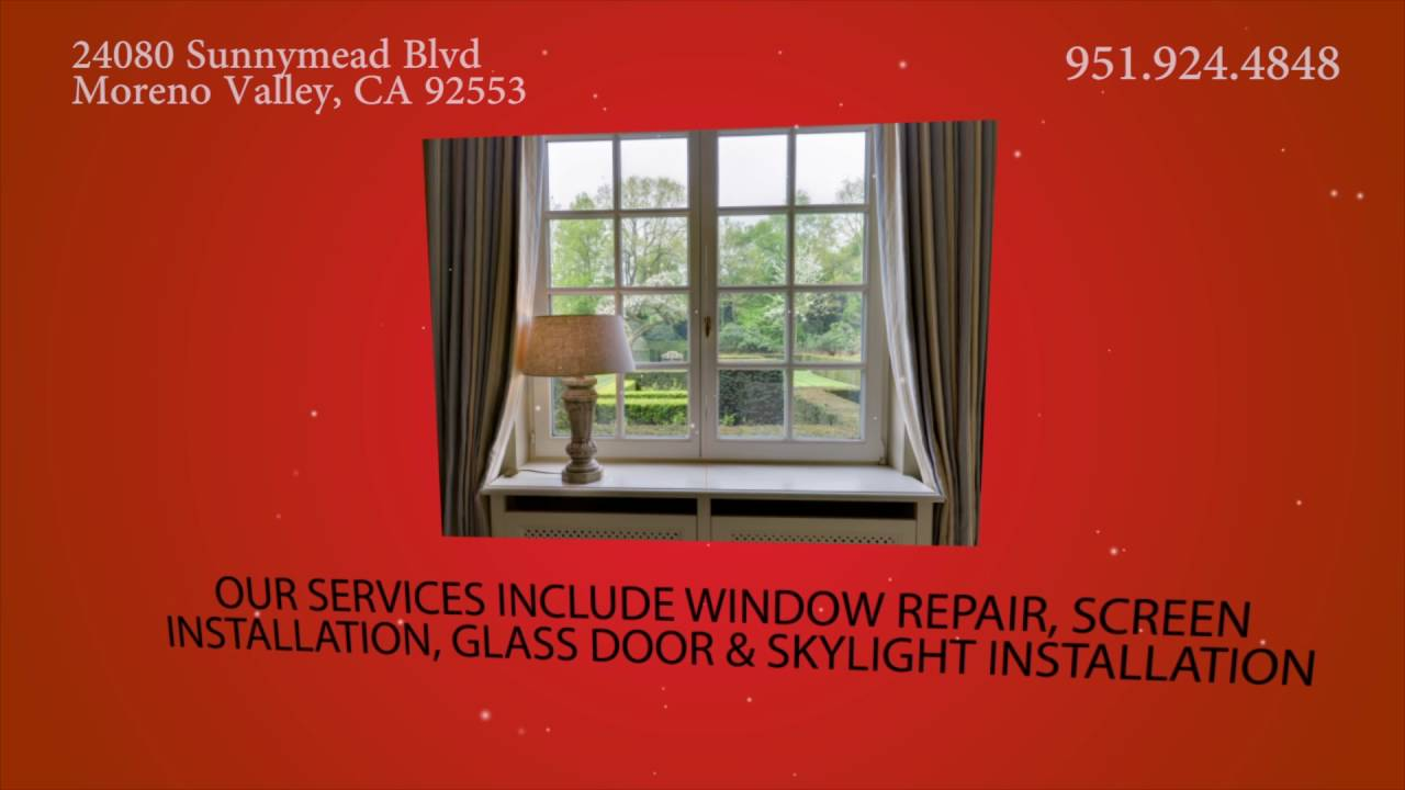 Glass Repair In Moreno Valley, CA | Ace Glass