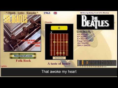 The Beatles - A taste of honey #0373