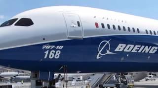 FlightGlobal talks to Boeing about the 787-10 flight test programme