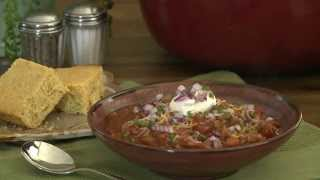 Chili Recipes - How to Make Easy Beef Chili