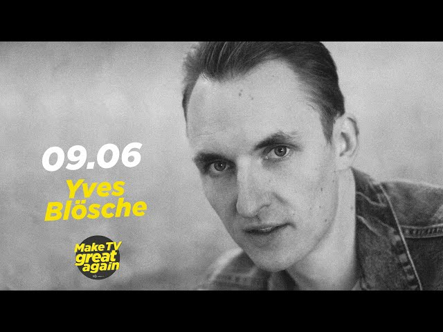 Make Tv Great Again S1 E41 - Tonight Yves Blösche
