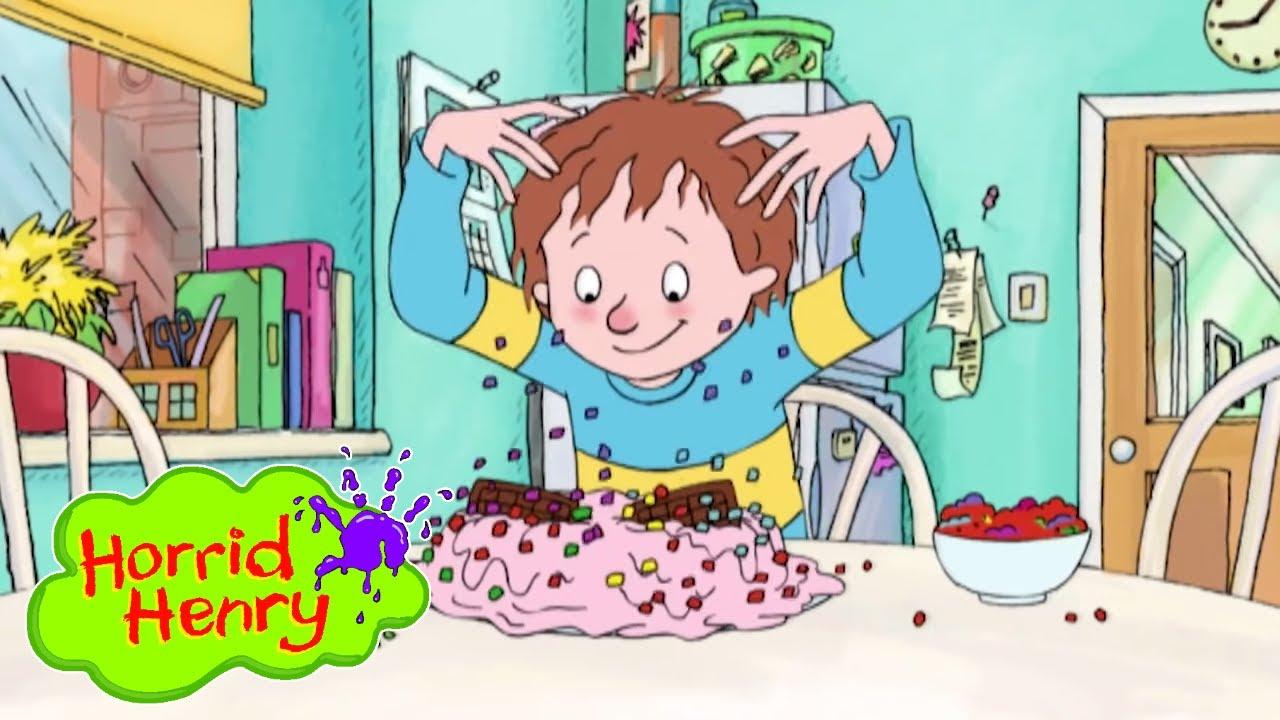 Download Henry's Sugary Snacks   Horrid Henry   Cartoons for Children