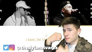 JIMIN IS LIT | AGUST D ft Jimin (BTS) - TONY MONTANA REACTION