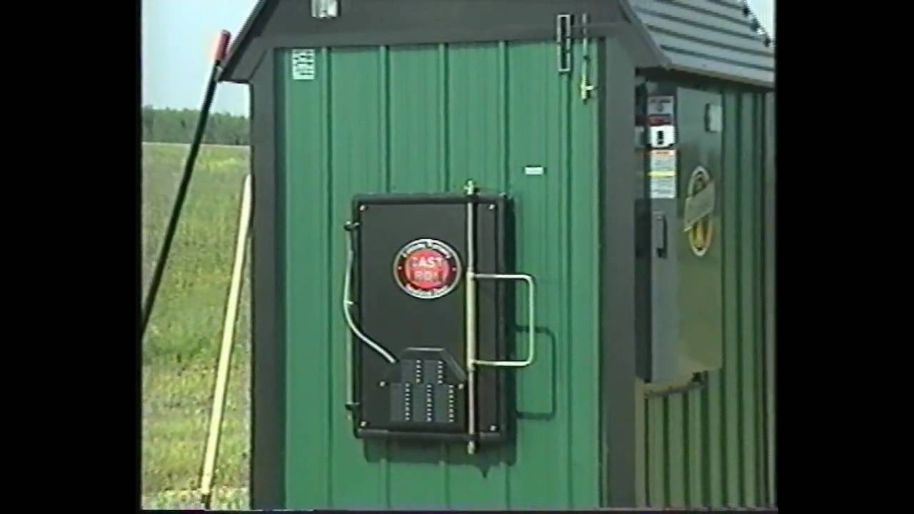 Central Boiler - The Classic Outdoor Wood Furnace - YouTube