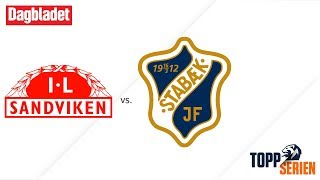 Sandviken vs Stabæk (W) full match