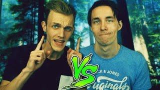 MILAN vs LINK - BEST OF 3 CHALLENGE!