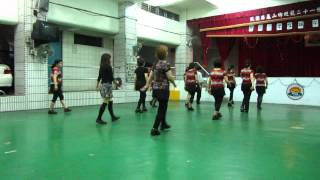 Teardrops In My Heart 心聲淚痕 -Line Dance